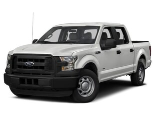 2017 Ford F150 Supercrew PICKUP
