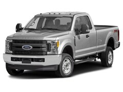 2017 Ford F-250 XL 4x2  Super Cab 6.75 ft. box 148 in. WB SRW Truck Super Cab