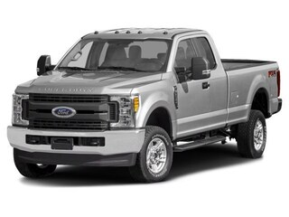 2017 Ford F-250 4WD Supercab 6.75 Truck