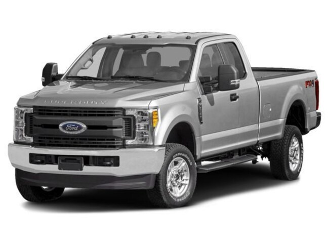 2017 Ford F-250 XLT Extended Cab Truck