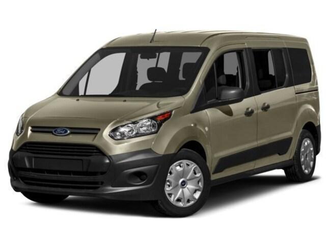 2017 Ford Transit Connect Titanium Minivan/Van