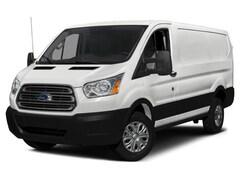 2017 Ford Transit Van T-250 148 Low Rf 9000 GVWR Swing-Out RH Dr
