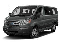 Certified Pre-Owned 2017 Ford Transit-350 Wagon Low Roof Wagon 1FBZX2ZM6HKB14268 for Sale in Harrisburg, IL