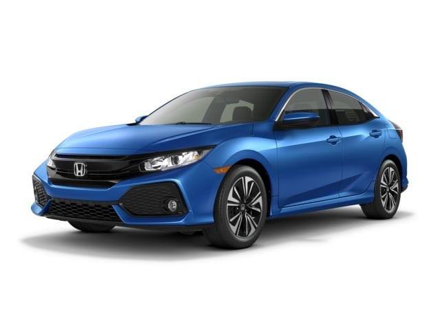 Used 2017 Honda Civic For Sale at Duval Acura | VIN: SHHFK7H72HU212571
