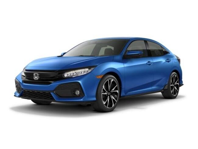 New 2017 Honda Civic Sport Touring Hatchback in Lockport, NY