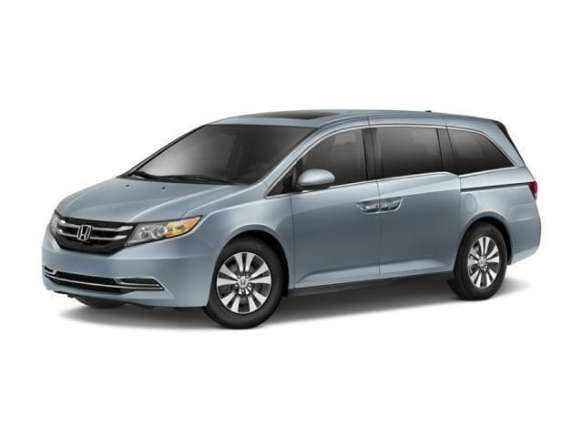 2017 Honda Odyssey EX-L w/Navigation Van