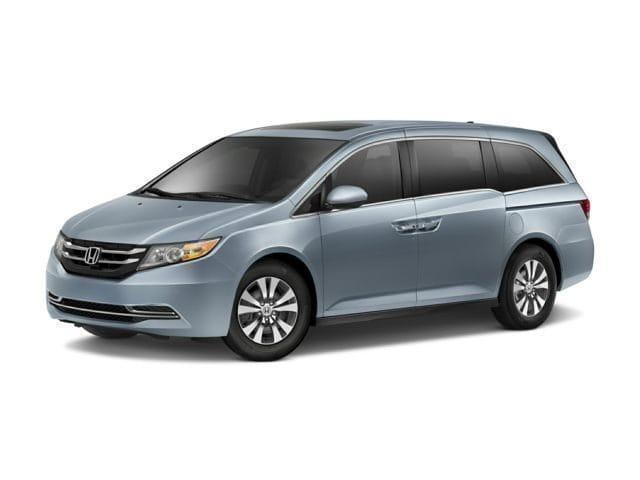 2017 Honda Odyssey EX-L Van Passenger Van