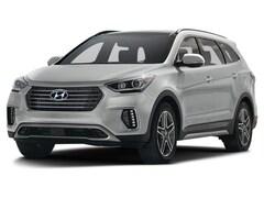 New 2017 Hyundai Santa Fe Limited Ultimate SUV 17H682 in Lebanon, TN