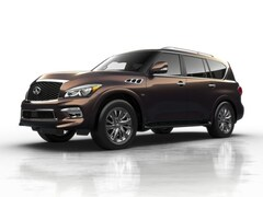 2017 INFINITI QX80 39 Month Lease $629 plus tax $0 Down Payment !