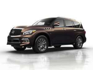 2017 INFINITI QX80 39 Month Lease $629 plus tax $0 Down Payment