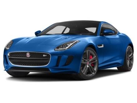 Featured Used 2017 Jaguar F-TYPE S Coupe for Sale near Broken Arrow, OK