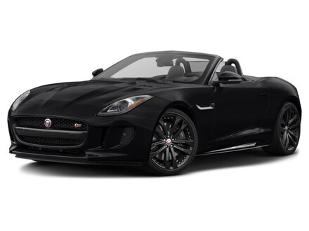 Pre-Owned Featured 2017 Jaguar F-TYPE Convertible for sale in Macomb MI
