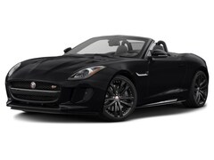 2017 Jaguar F-TYPE S Convertible