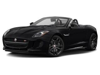 2017 Jaguar F-TYPE S Convertible