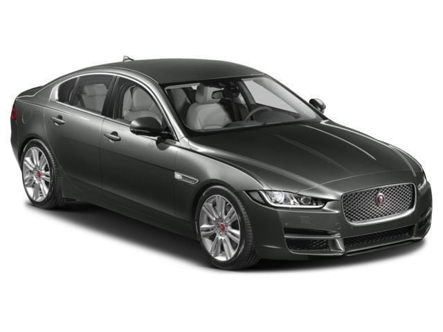 2017 Jaguar XE 35t First Edition Sedan