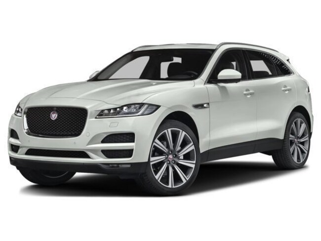 Used 2017 Jaguar F-PACE 35T Prestige in Exeter, NH
