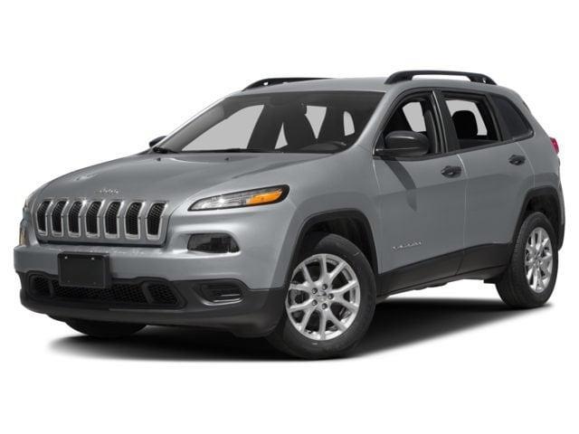 2017 Jeep Cherokee Sport 4x4 SUV I-4 cyl