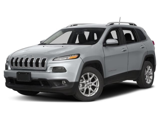 New 2017 Jeep Cherokee Latitude SUV Buffalo NY