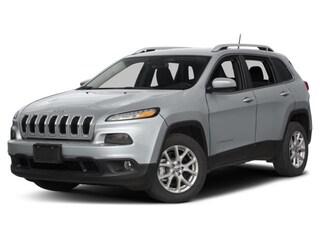 2017 Jeep Cherokee Latitude 4x4 SUV Fulton, NY