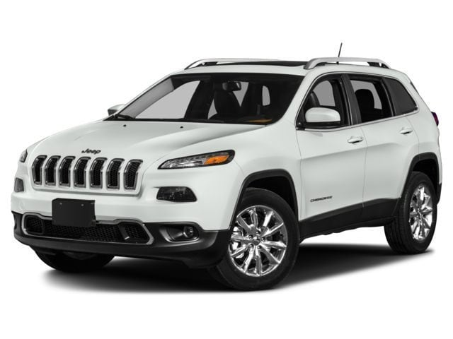2017 Jeep Cherokee Limited 4x4 SUV