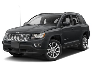 2017 Jeep Compass Latitude 4x4 SUV