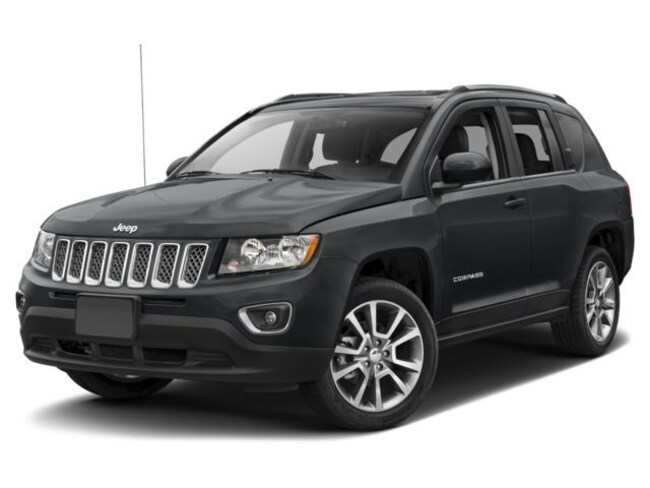 Pre-Owned 2017 Jeep Compass Latitude 4x4 SUV for sale in Lima, OH