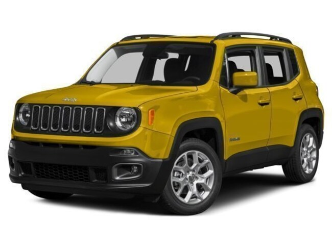 2017 Jeep Renegade Latitude 4x4 Altitude  SUV