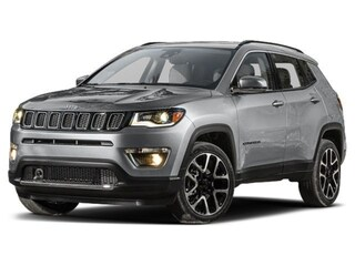 2017 Jeep New Compass JEEP ALL NEW COMPASS TRAILHAWK 4X4 SUV