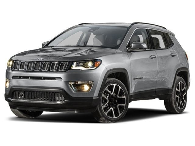 2017 Jeep New Compass Limited SUV