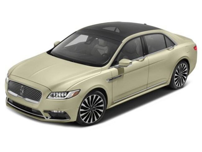 New 2017 Lincoln Continental Select Sedan Near Detroit