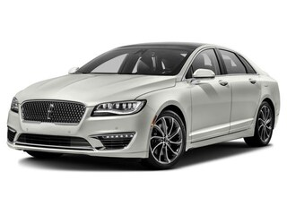 New 2017 Lincoln MKZ Reserve Sedan