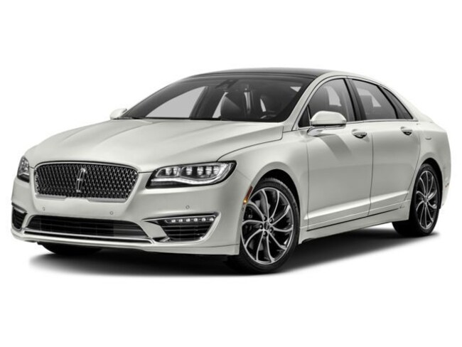 2017 Lincoln MKZ Reserve Mid-Size Car