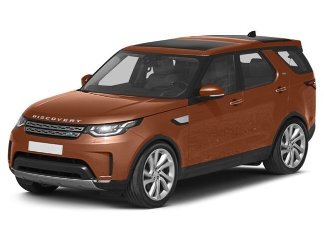 Used 2017 Land Rover Discovery HSE 26059 miles Stock C10474A VIN SALRRBBV2HA011128