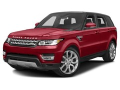 New 2017 Land Rover Range Rover Sport Td6 Diesel HSE SUV in Knoxville, TN