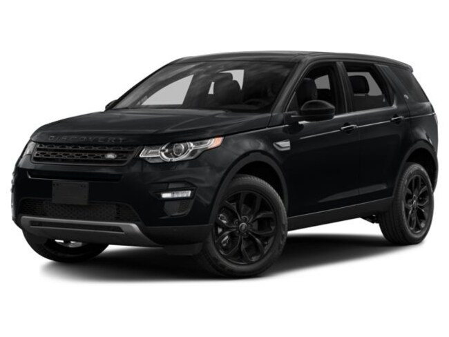 2017 Land Rover Discovery Sport HSE Luxury Sport Utility