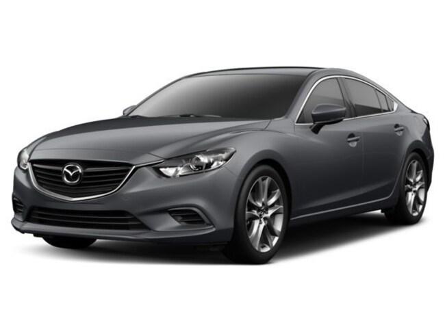 2017 Mazda Mazda6 Touring (2017.5) Sedan