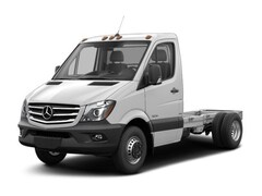 2017 Mercedes-Benz Sprinter 3500XD Chassis Standard Roof V6 Truck