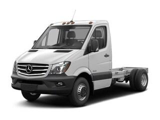 2017 Mercedes-Benz Sprinter Standard Roof V6 Truck
