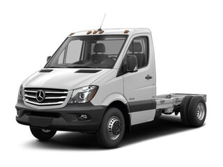 2017 Mercedes-Benz Sprinter 3500 Cargo 170 WB High Roof