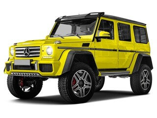 Used 2017 Mercedes-Benz G 550 4x4 Squared SUV Medford, OR