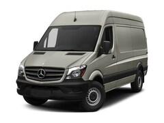 used 2017 Mercedes-Benz Sprinter 2500 Cargo 144 WB Cargo Van near boston