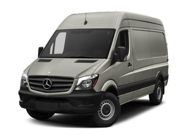 New 2017 Mercedes-Benz Sprinter Standard Roof V6 Van Boston Area