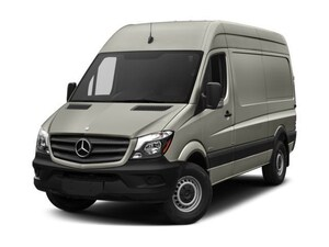 2017 Mercedes-Benz Sprinter 2500 High Roof V6