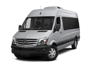 2017 Mercedes-Benz Sprinter 2500 High Roof V6 Van Passenger Van