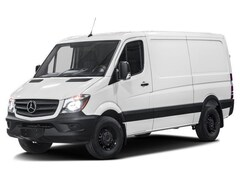 2017 Mercedes-Benz Sprinter 2500 Standard Roof V6 Van Worker Van