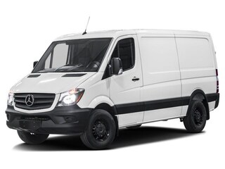 2017 Mercedes-Benz Sprinter 2500 High Roof V6 Van Worker Van