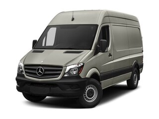 2017 Mercedes-Benz Sprinter 3500 Standard Roof V6 Van Cargo Van