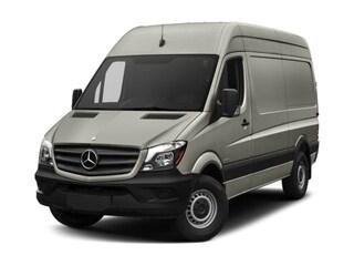 2017 Mercedes-Benz Sprinter 3500 Van Cargo Van