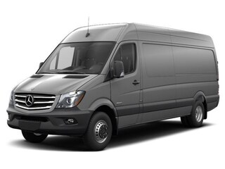 2017 Mercedes-Benz Sprinter 3500XD High Roof V6 Van Cargo Van