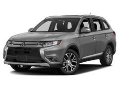 2017 Mitsubishi Outlander SEL SUV